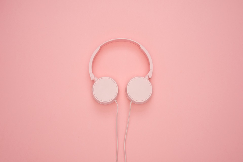 Imagenes Tumblr Colores Pastel: Headphones Pink Pastel Colors · Free Photo On Pixabay