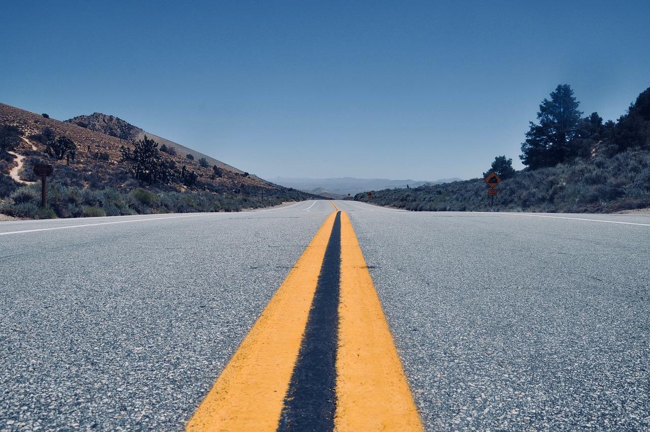одна фото дорог америки рискованной