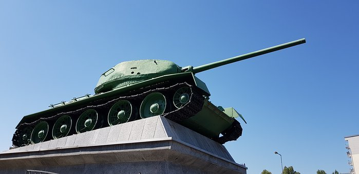 Main Battle Tank, T34, The War, The Army