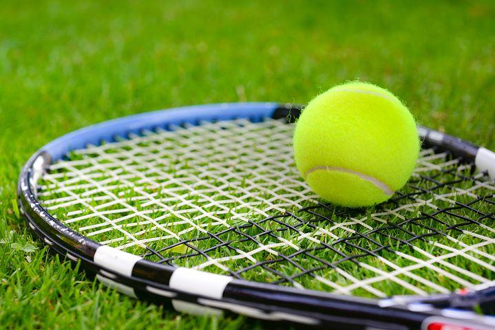 Картинка с теннисом, спокойной