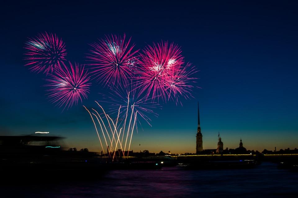 В Петербурге могут отменить праздничный салют в честь Дня Победы