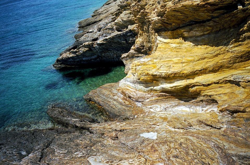 Kalliot Matka Kreikka Ilmainen Valokuva Pixabayssa