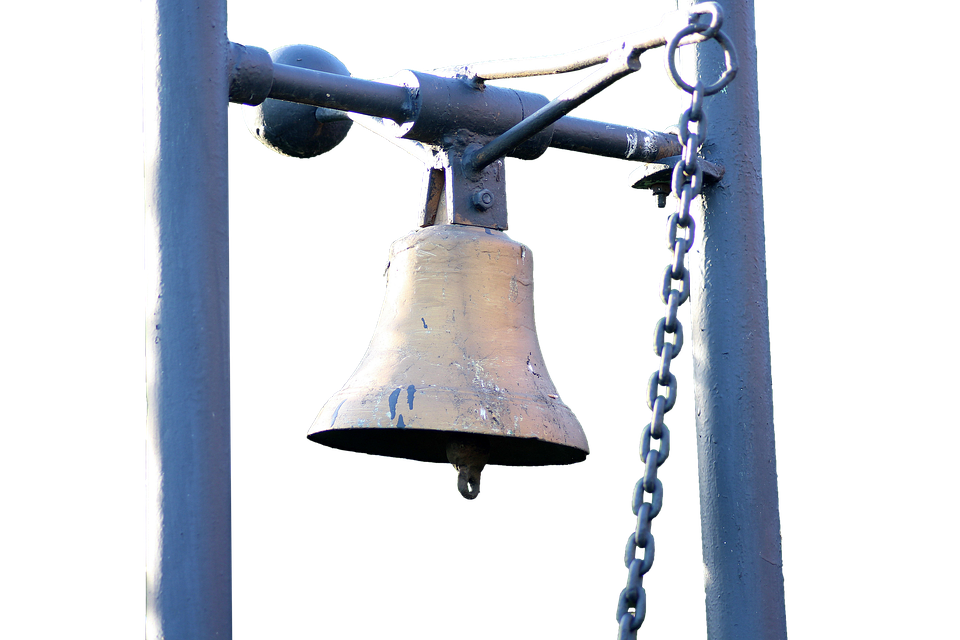 Bell Isolated Ring - Free photo on Pixabay