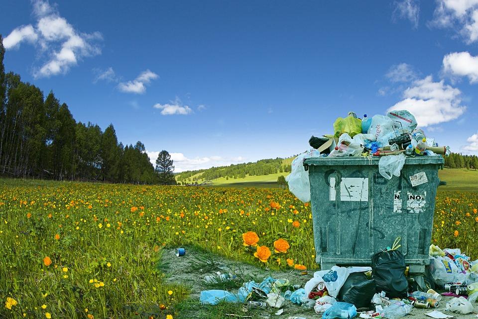 Inquinamento, Spazzatura, Rifiuti, Ambiente