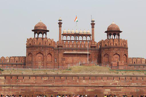 Red, Fort, Delhi, Culture