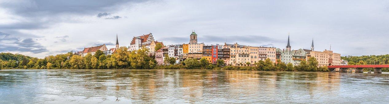 11 tolle Reiseziele in Oberbayern - Wasserburg am Inn