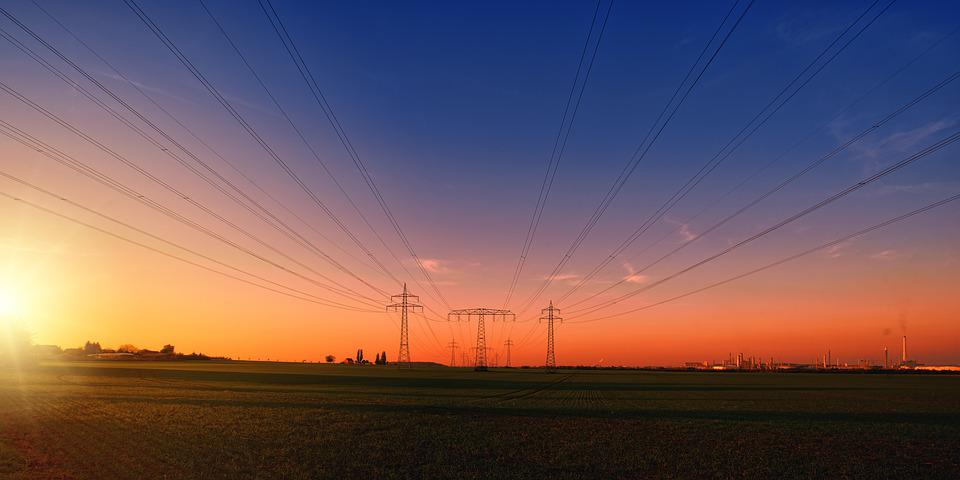 Electricity, Power Poles, Power Lines