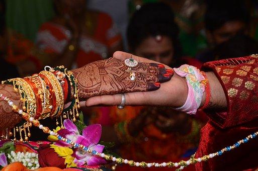Ring, Hastmelap, Wedding, Marriage