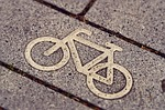 cycle path, cycling, bicycle path