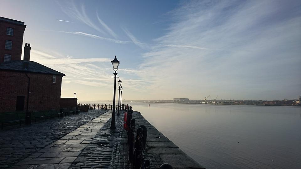Liverpool City Sky - Free photo on Pixabay