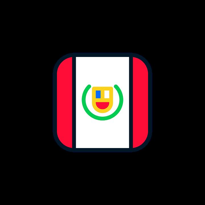 Peru Pictogram Vlag Van Gratis Afbeelding Op Pixabay