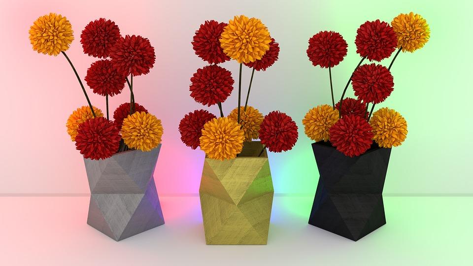 Vază Floare Culoare Imagine Gratuită Pe Pixabay