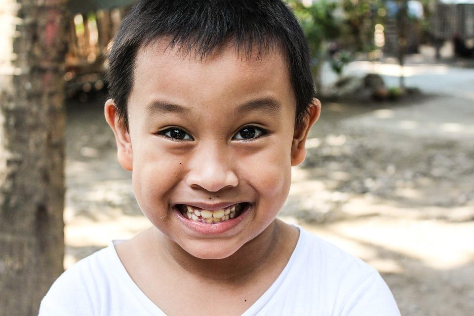 Unduh 80 Koleksi Gambar Lucu Anak Senyum Paling Lucu