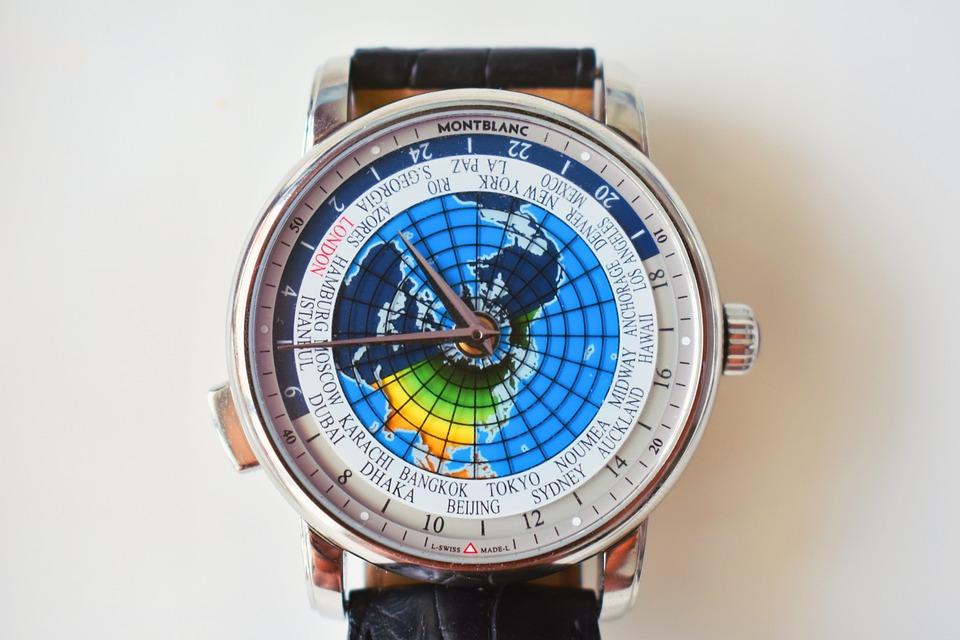 klokke med kart Klokke Tid Armbånd · Gratis foto på Pixabay klokke med kart