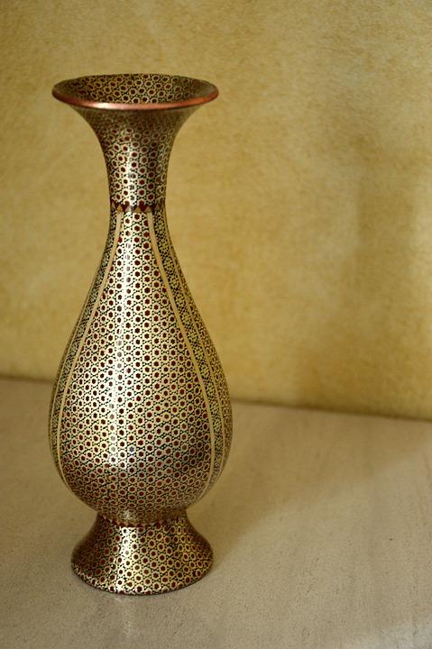 Dekoration Vase Verzierung Kostenloses Foto Auf Pixabay