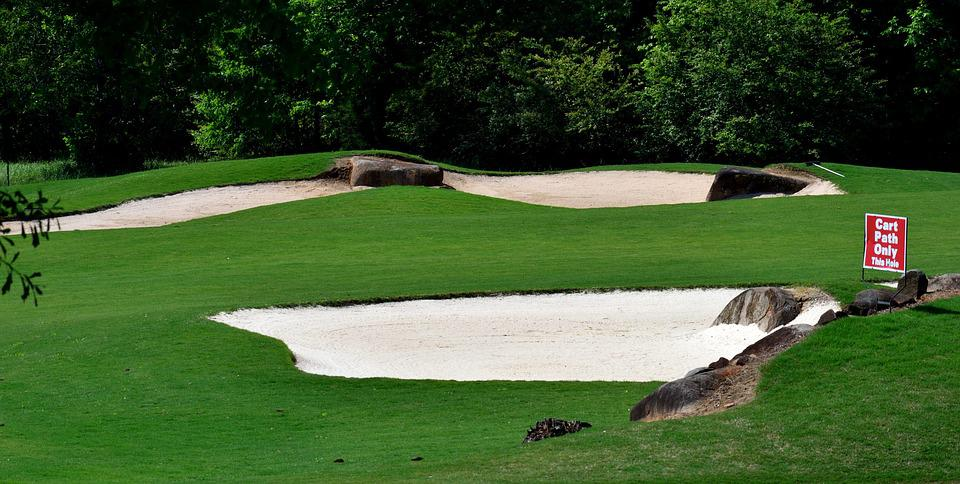Sand Trap Golf Greens - Free photo on Pixabay