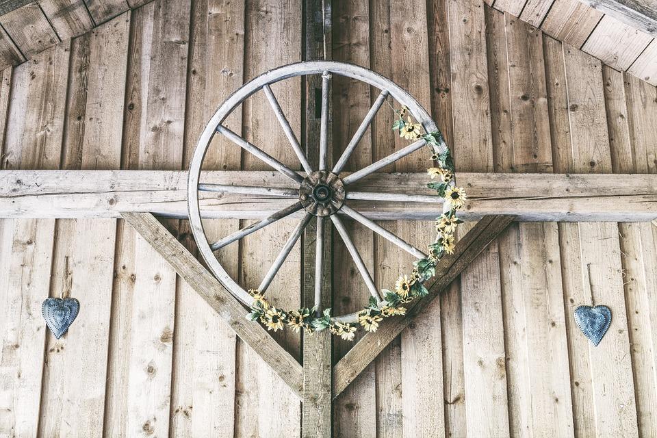 Station Op Wielen Houten.Houten Wiel Wagon Wheel Gratis Foto Op Pixabay