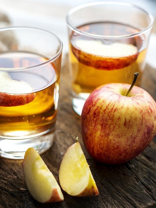 Apple, Succo Di Mela, Bevande, Sidro, Primo Piano