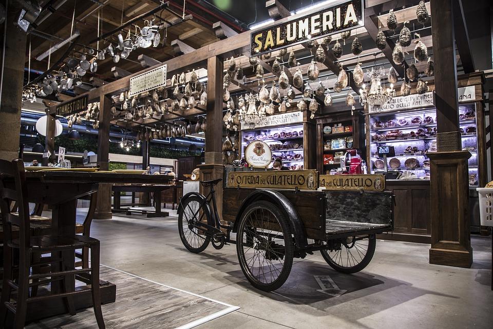 Bologna, Fig, Emilia Romagna, Delicatessen