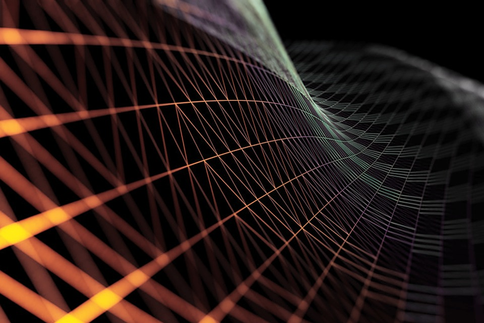 モダン, 構造, テクスチャ, 科学, 背景イメージ, 背景, 未来, 接続, パターン, アニメーション