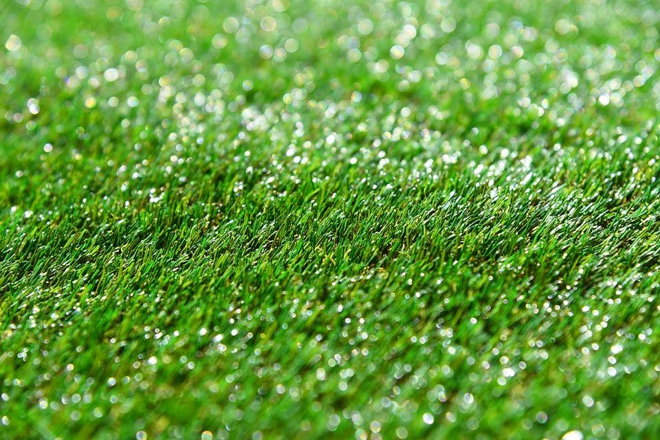 Kunstgras, Synthetische Vezels, Plastic Gras