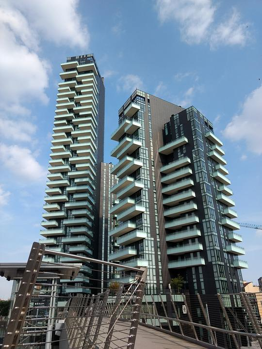 Milan Modern Architecture Free Photo On Pixabay