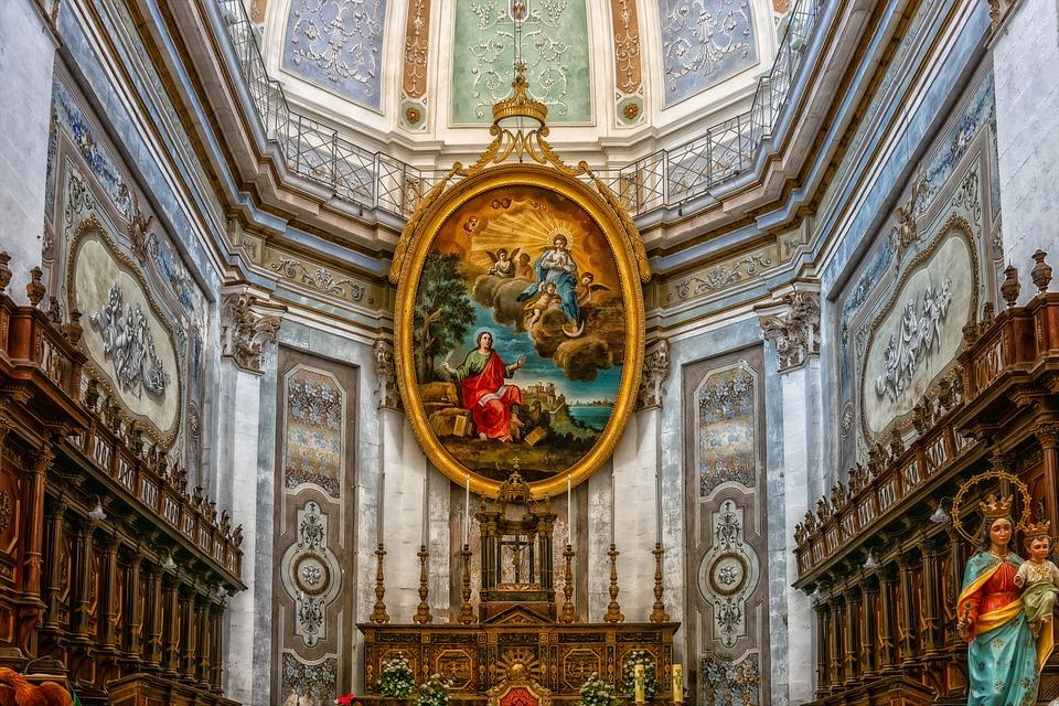 Szicília, Székesegyház, Modica