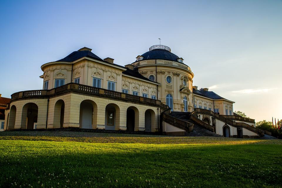 Παλάτι της μοναξιάς - Schloss Solitude