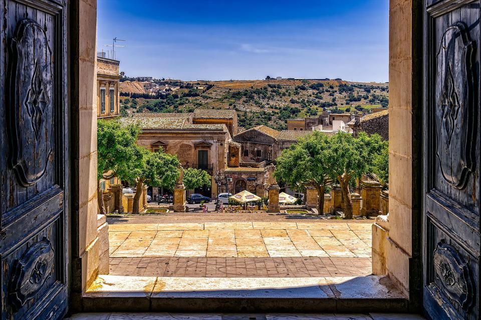 Obiettivo, Cancello, Open, Cattedrale, Chiesa, Ingresso