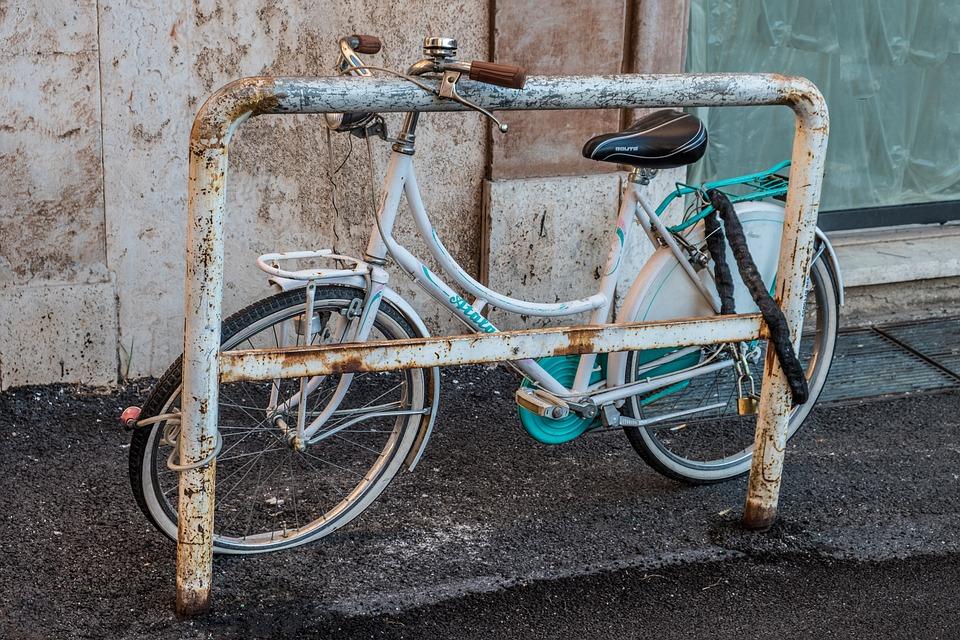 자전거 버려진 포기 페 - Pixabay의 무료 사진