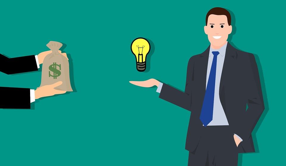 Ecommerce, Freelancer, Idea, Job, Offer, Gift, Donation