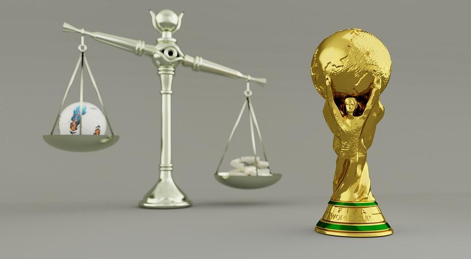 Trophy, Football, Championship, Tournament, Ball, Award