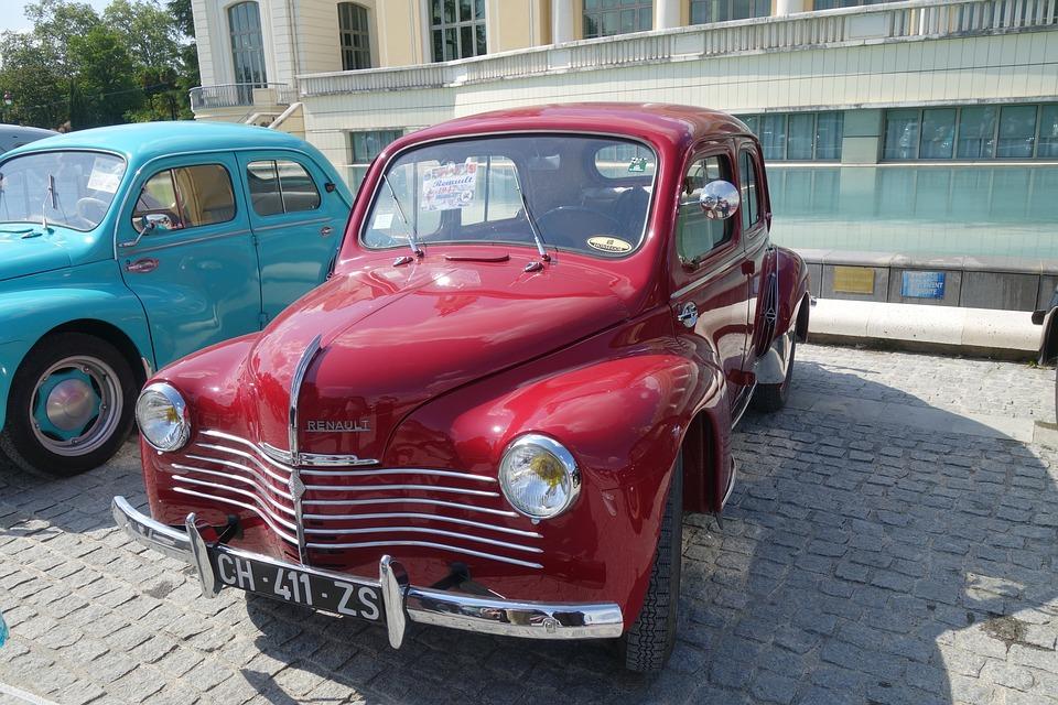 Voiture Ancienne Renault 4cv Photo Gratuite Sur Pixabay