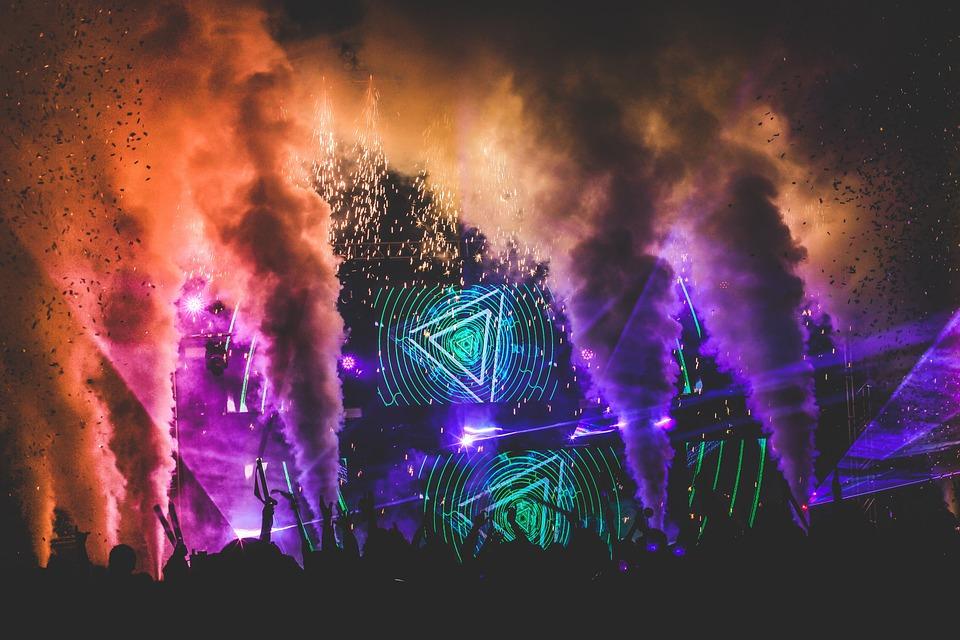 Festival, Music Festival, Dance, Edm, Concert, Mexico