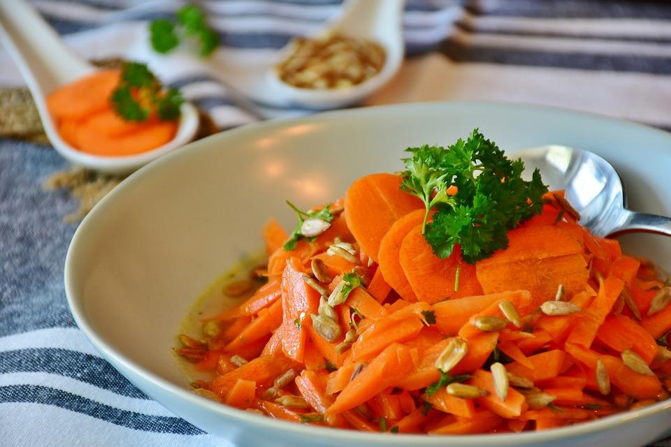 Karotten Karottensalat Gemuse Kostenloses Foto Auf Pixabay