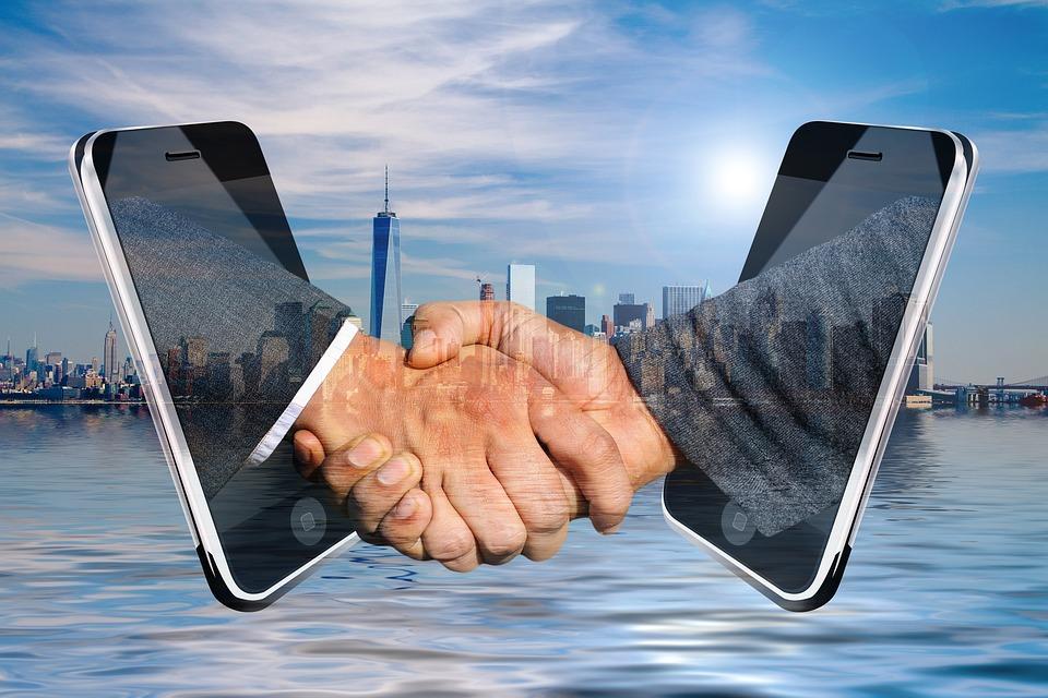 Handen Schudden, Handshake, Regeling, Contract, Handen