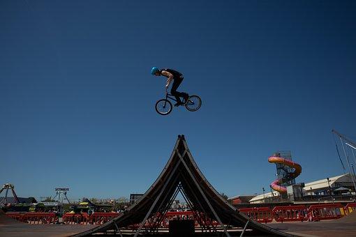 Bmx, Bicycle, Bike, Sport, Ride, Extreme