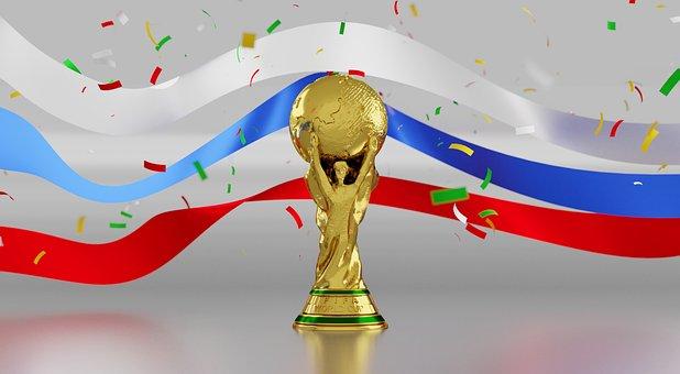 Trophäe, Fußball, Sport, Pokal