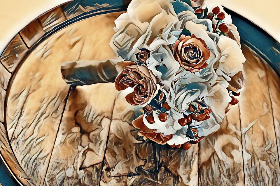 Fleurs Peinture Dessin Image Gratuite Sur Pixabay
