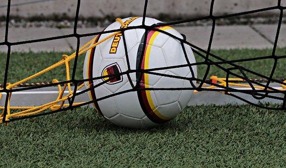Football, Goal, Sport, Rush, Web