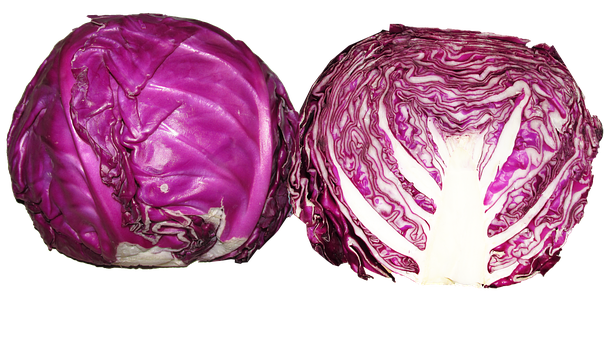 Vegetable, Red Cabbage, Food, Healthy