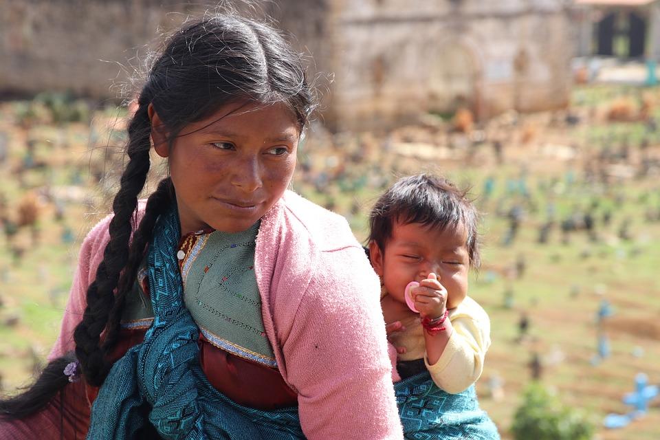 Gwatemala, Matka I Dziecko, Poczucie Bezpieczeństwa