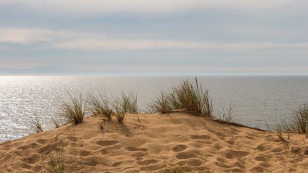 Strand, Dünen, Sylt, Insel, Nordsee