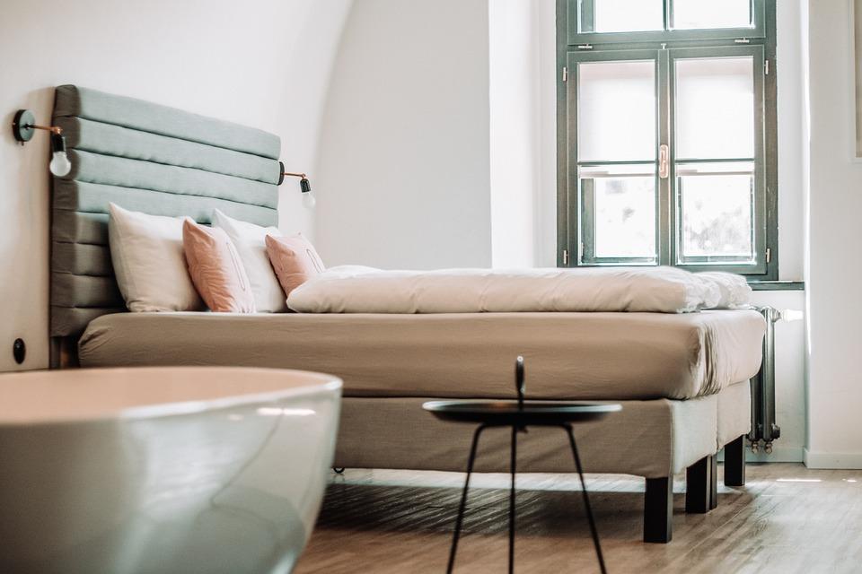 minimalismus bydlení