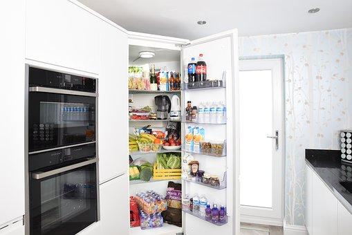 Frigo, La Porte Du Réfrigérateur