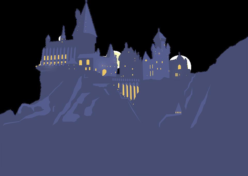 Hogwarts, Harry, Potter, École De Magie, Château