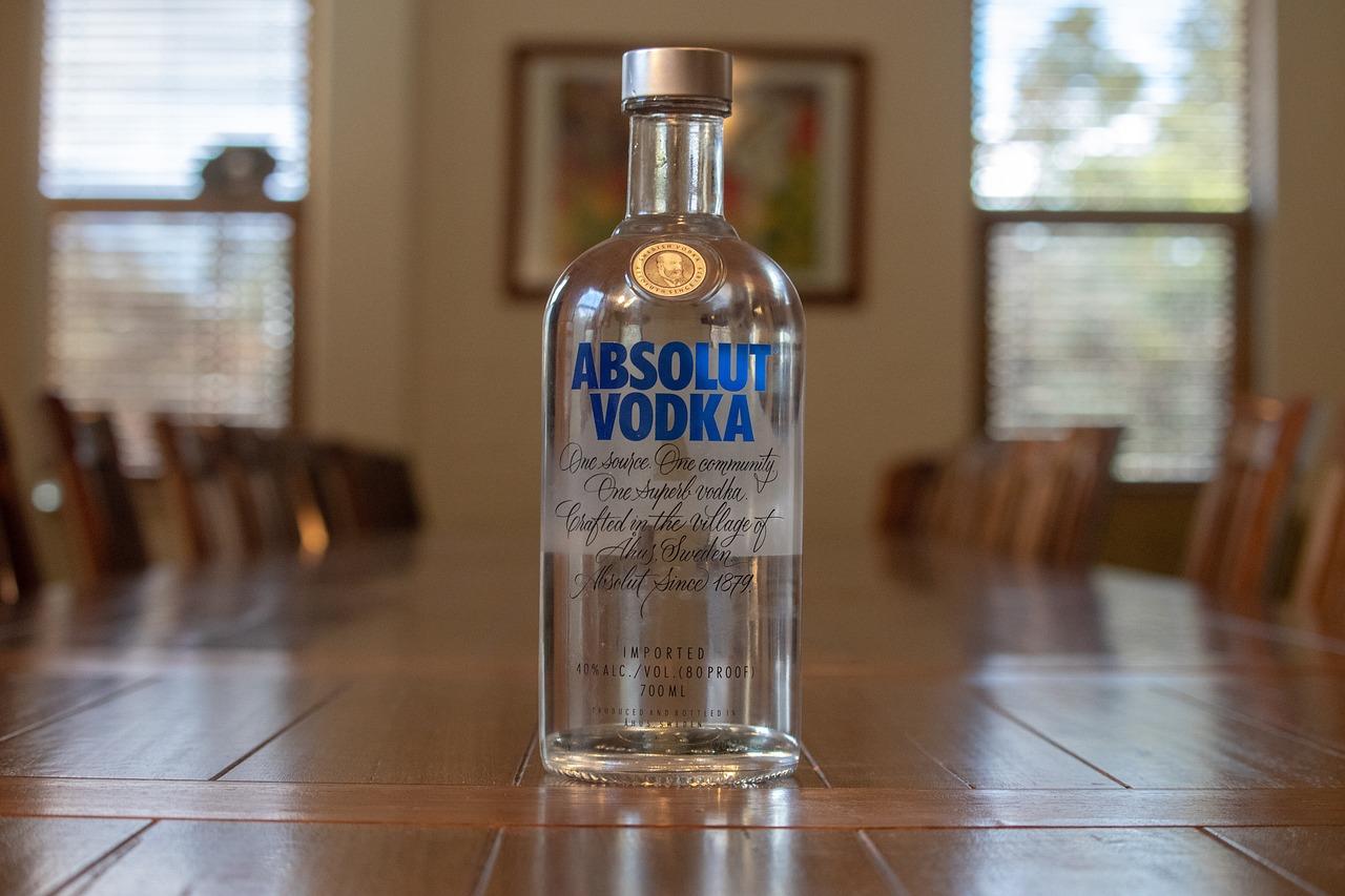 Fifth of Vodka
