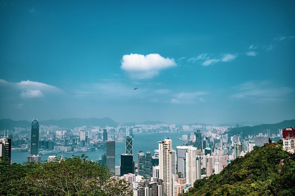 75+ Gambar Pemandangan Kota Kekinian