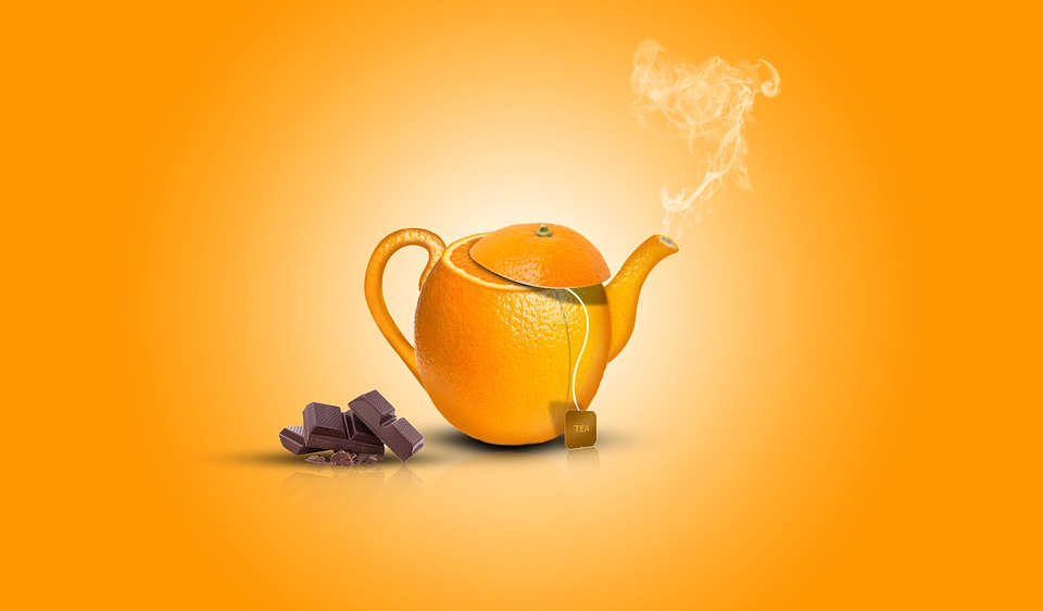 kettle tea smoke free photo on pixabay