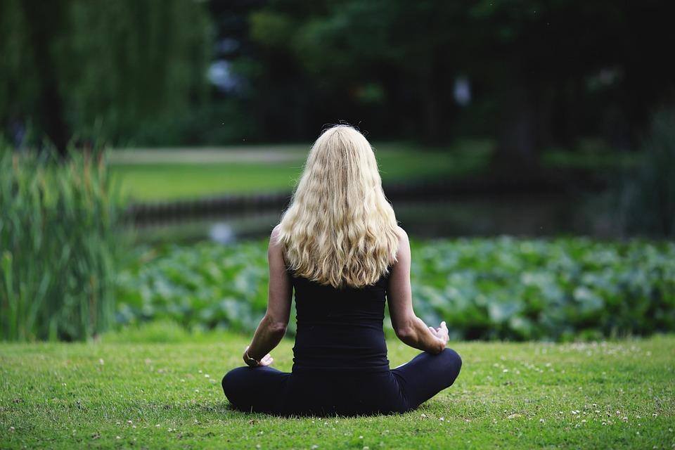 Meditatie, Opmerkzaamheid, Natuur, Sereniteit, Meer